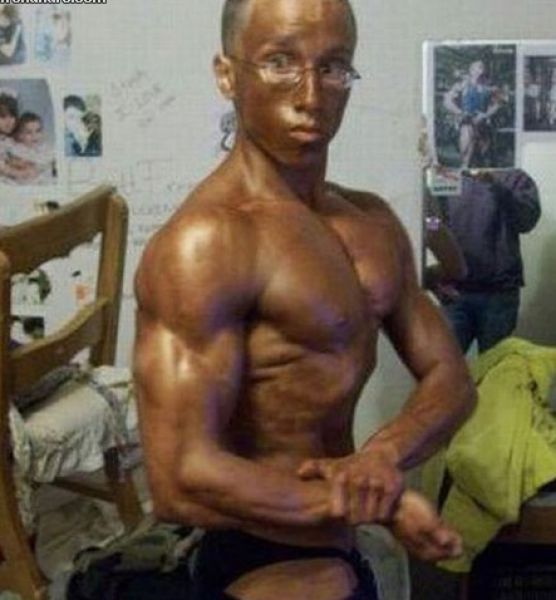 Excellent Examples of Spray Tanning Overkill