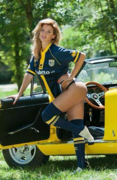 Rosy Maggiulli Offers to Get Naked in a Bid to Save Parma