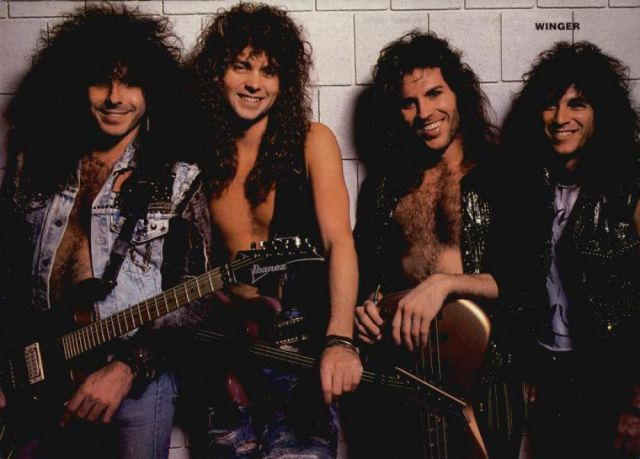 A Photo Update on the Best Hair Metal Bands from the 80s and 90s