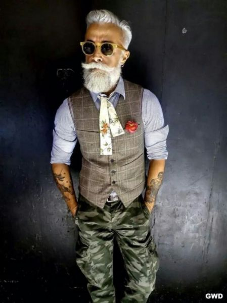The Hippest Old Men Hipsters Ever 21 Pics