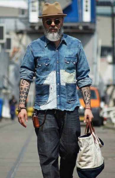 """The Hippest """"Old Men"""" Hipsters Ever"""