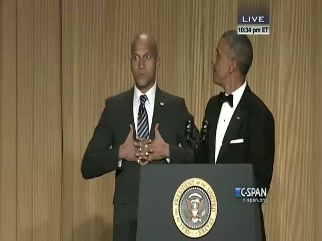 President Obama's Anger Translator  (VIDEO)