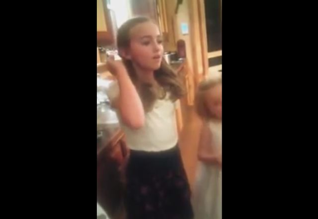 11-Year-Old Girl