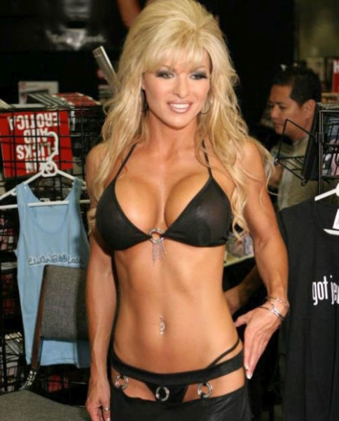 Pro Wrestlers Who Were Also Porn Stars