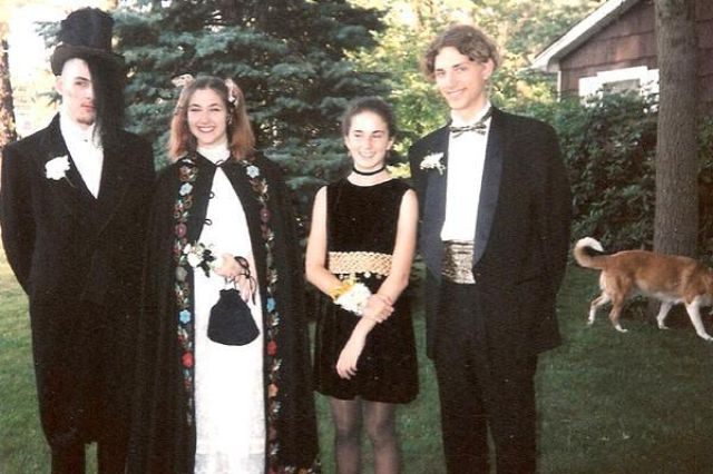 A Throwback to the 80s Proms That Will Make You Glad It