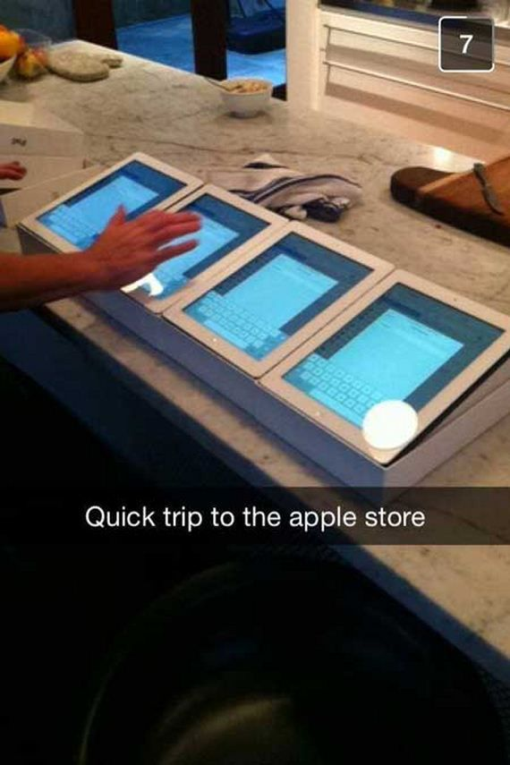 The Rich Kids of Snapchat Are Seriously Obnoxious