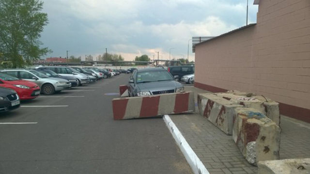 This Is Why You Should Always Stick to Designated Parking Spots!