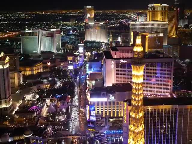 Las Vegas Isn't Really Las Vegas  (VIDEO)