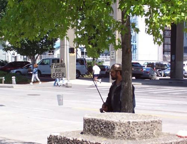 Amusing Homeless Signs That Will Inspire You to Hand Over Some Cash