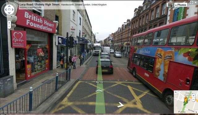 Google Street View Sees Everything
