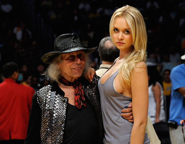 Old Rich Guys Get All the Hottest Young Girls