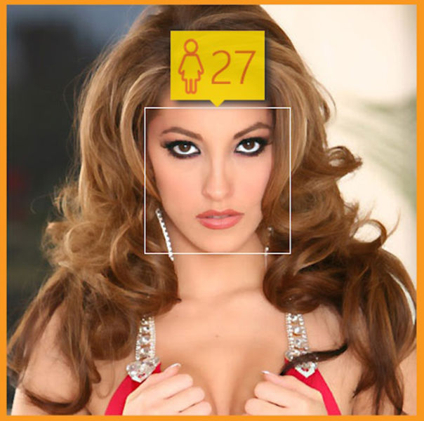 """How Old Do I Look"" App Guesses the Ages of Porn Stars"