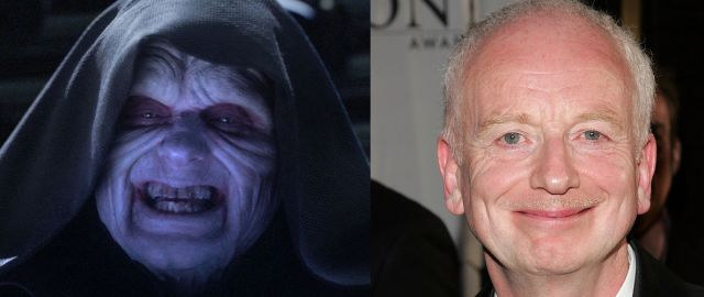 A Cool Comparison of the Stars Wars Cast Then an Now