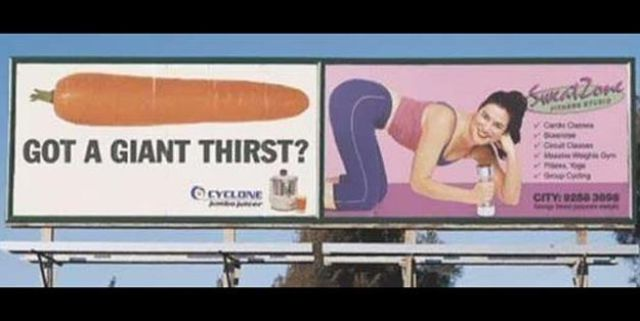 Awkward Advertising Moments That Are Really Funny