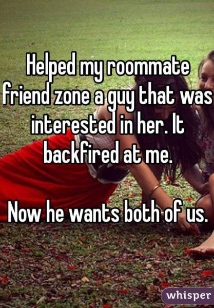 People Dish Their Friend Zone Secrets Online