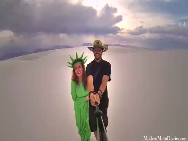 Around the World in 360 Degrees: A 3 Year Epic Selfie - Part 2