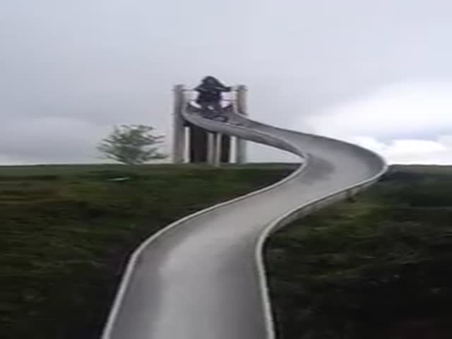 The Slide of Death