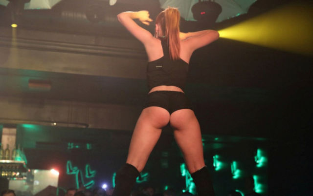 Steamy Pics from Latvia's Recent Twerking Contest