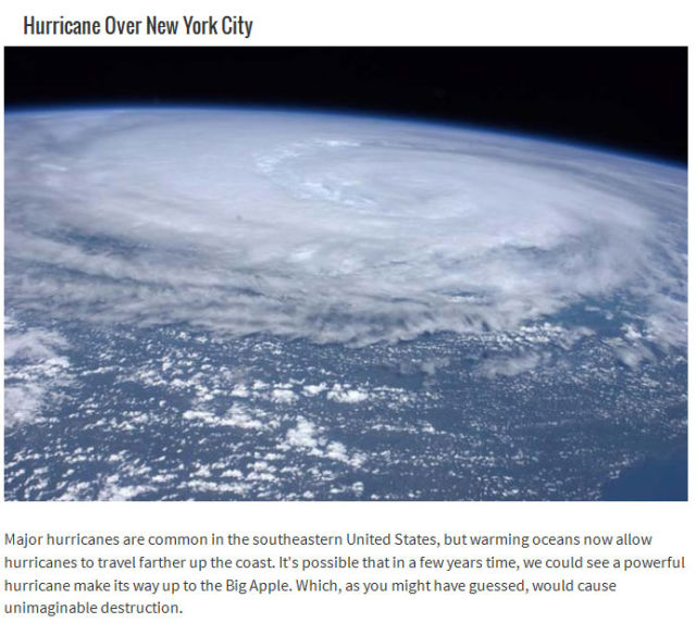 Real Natural Disasters That Could Spontaneously Occur at Any Moment