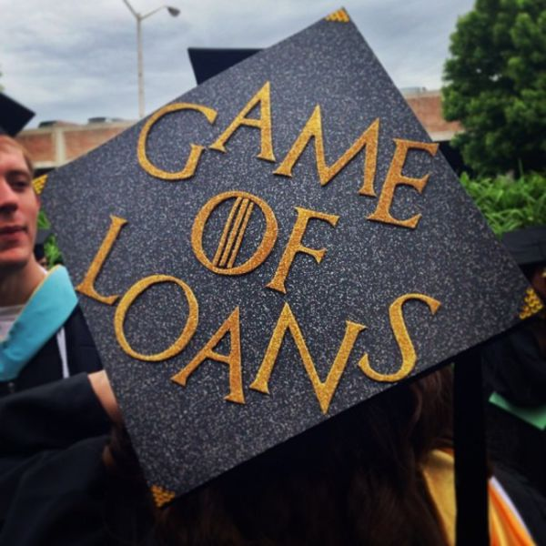 These Creative Graduation Caps Say It Best