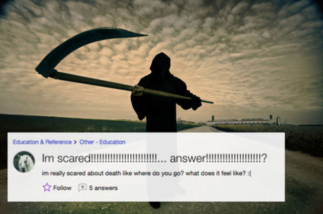 Yahoo Users Who Might be a Bit Crazy