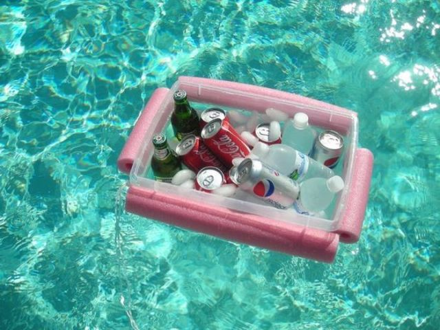 A Perfect Poolside Cooler That You Can Make Yourself at Home