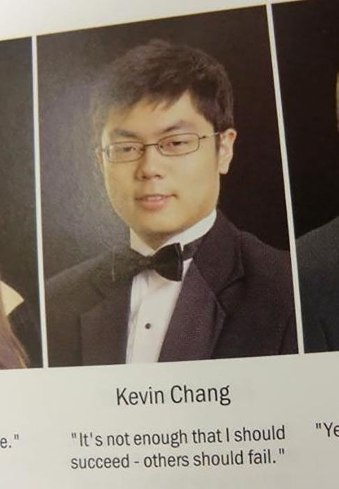 The Best Yearbook Entries of All Time