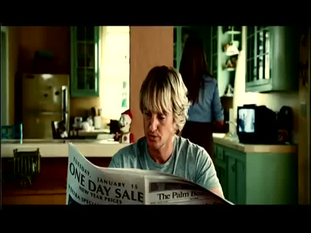 Every Time Owen Wilson Says 'Wow' in His Movies  (VIDEO)