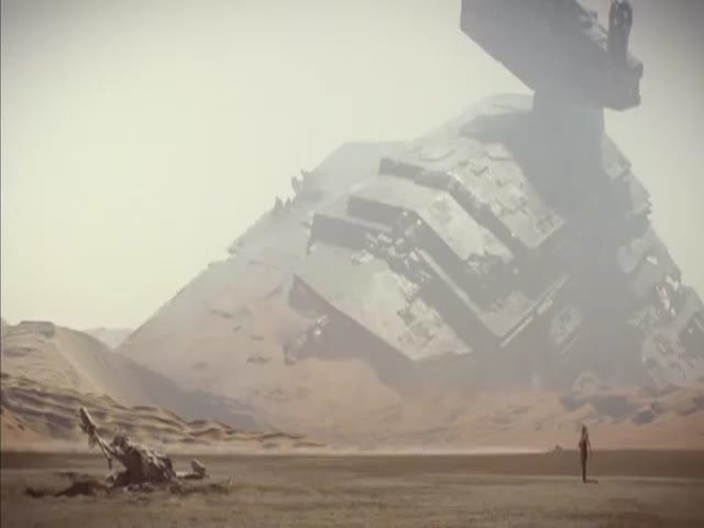 What If Jar Jar Binks Had a Major Role in 'Star Wars: Episode VII'