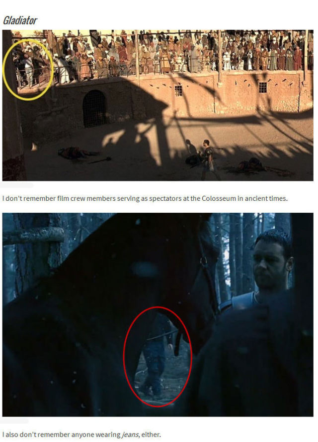 Massive Movie Fails That You Probably Never Picked Up on Before Now