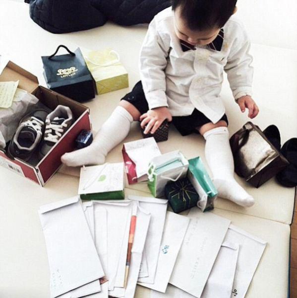 Babies Who Are Living the High Life on Instagram