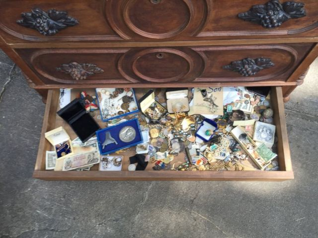 Man Gets Really Lucky at an Estate Sale
