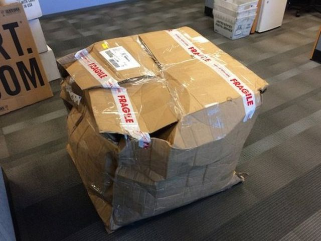 Couriering a Package May be Convenient but It Is Totally Risky Too