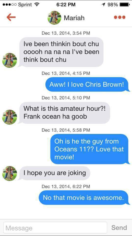 This Guy Has Taken Tinder Trolling and Made It an Artform