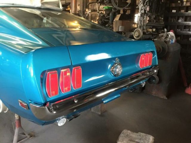A Drastic Ford Mustang Renovation That Is Super Cool