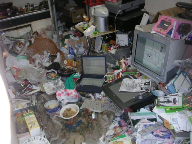 Home Office Nightmares That Will Make You Glad You Work Elsewhere