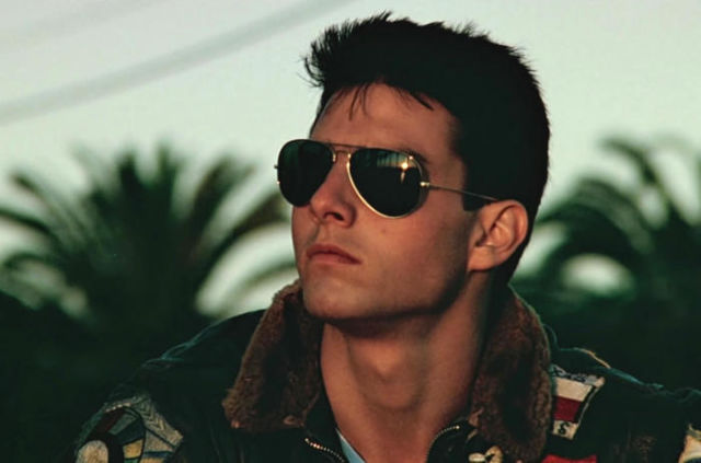 """The Legendary """"Top Gun"""" Cast Then and Now"""