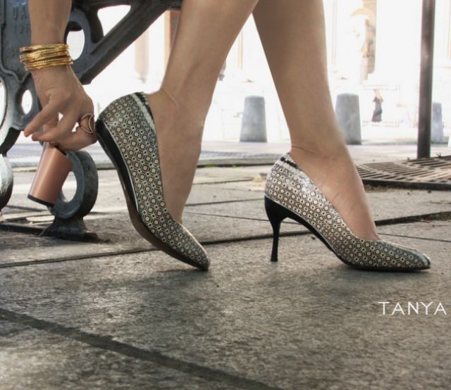 A Revolution in High Heels That Will Change Women's Lives Forever