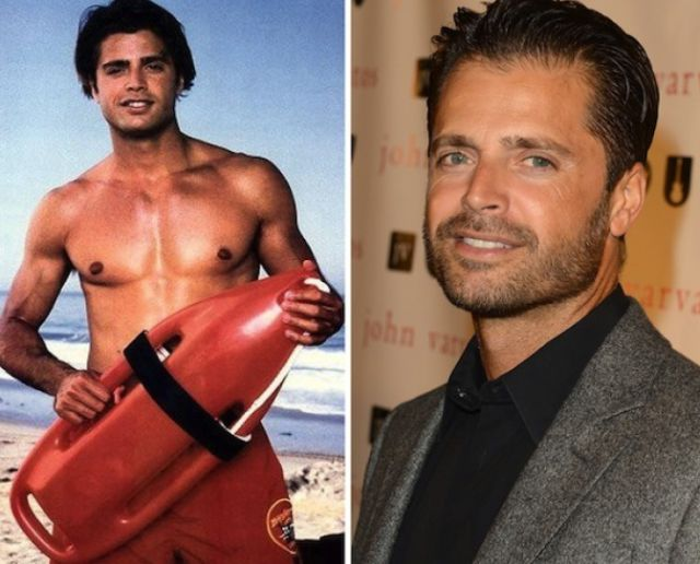 "The Popular ""Baywatch"" Cast 25 Years Later"