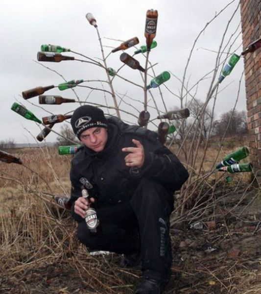 This Is How Russians Experience the Outdoors