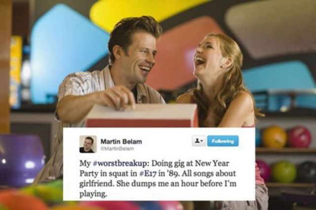The Worst Break Up Stories Ever Shared on Social Media