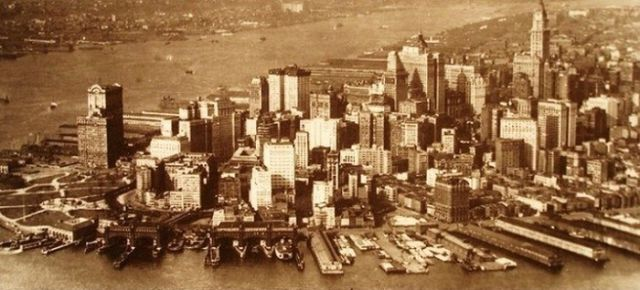 Iconic Cities That Have Changed Dramatically over the Years