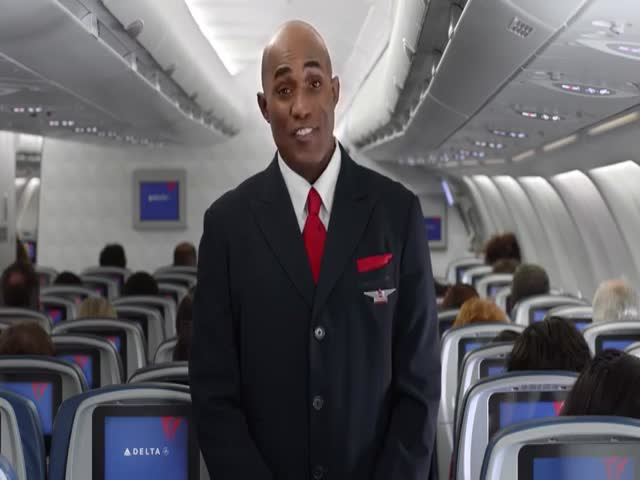 Delta's New Flight Safety Video Is Full of Internet Memes