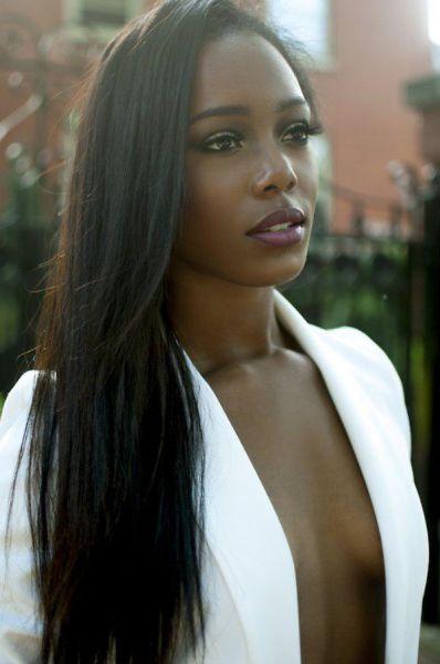 black beautiful ladies