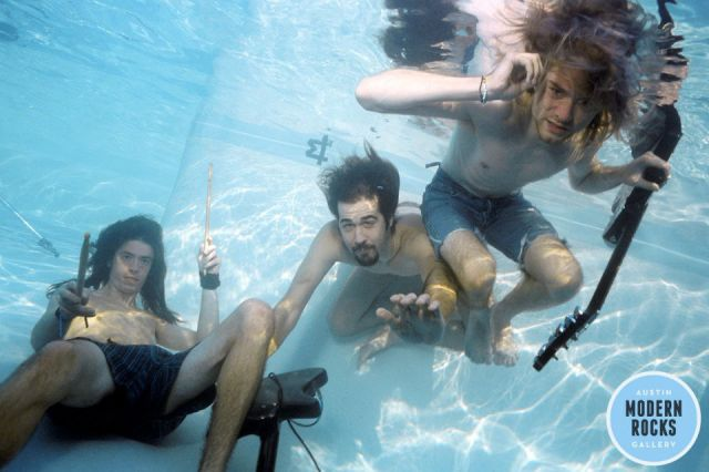 "Never Before Seen Photos from Nirvana's Iconic ""Nevermind"" Photo Shoot"