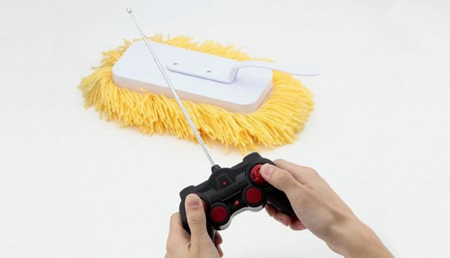Nifty Cleaning Gimmicks And Gadgets That Will Make The