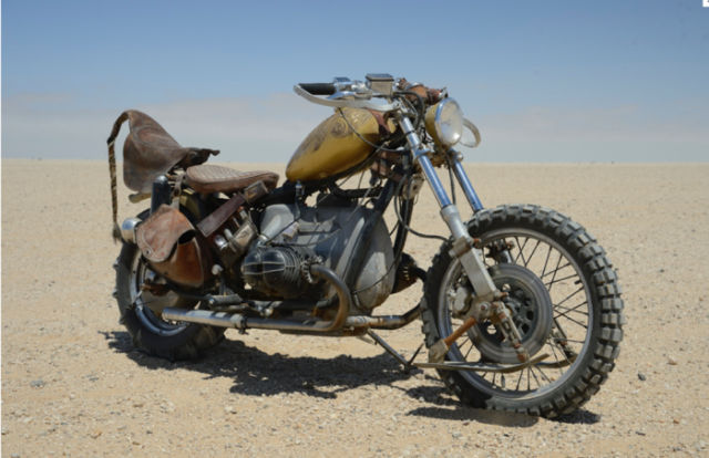 "The Maddest Motorcycles Made for ""Mad Max: Fury Road"""