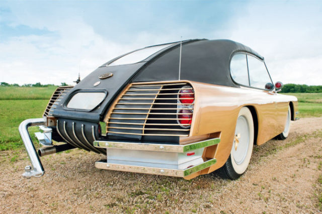 Remarkable Vintage Car Makeover