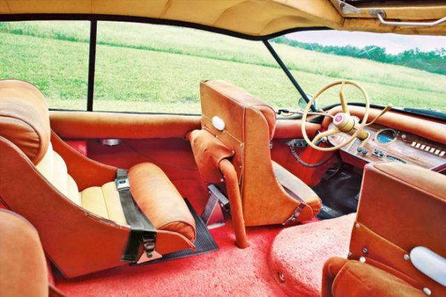 Remarkable Vintage Car Makeover
