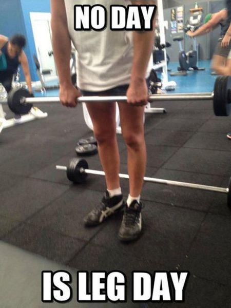 This Is Why Leg Day Is So Important